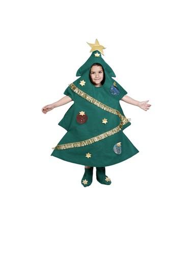 Déguisement de sapin de Noël pour enfant: acheter en ligne sur ...