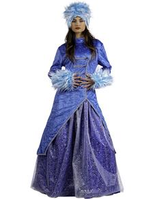 Costume de princesse russe haut de gamme