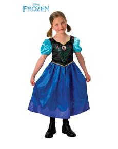 Costume de Anna la Reine des Neiges pour fille