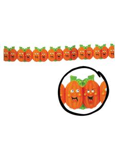 Guirlande de citrouille suspendus acheter en ligne sur funidelia - Guirlande d halloween ...