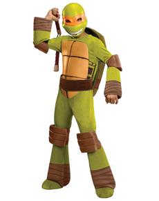 Déguisement de Michelangelo Tortue Ninja pour enfant