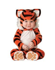 Déguisement de  tigre pour bébé