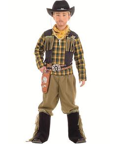 Costume de bandit cow-boy garçon
