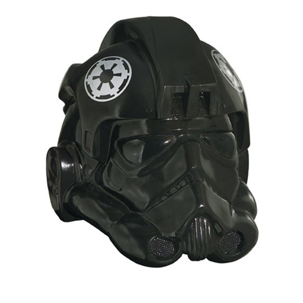 Funidelia FR  Casque pilote de chasse TIE Star Wars édition collector
