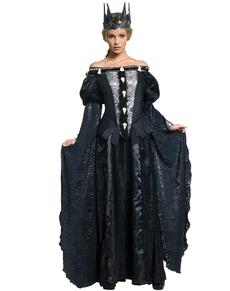Costume de la reine Ravenna , Blanche Neige et le Chasseur pour femme