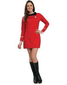 Costume Uhura Star Trek Classique femme
