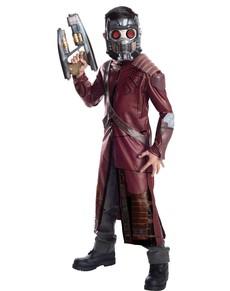 Costume Star Lord Les Gardiens de la Galaxie Deluxe pour enfant