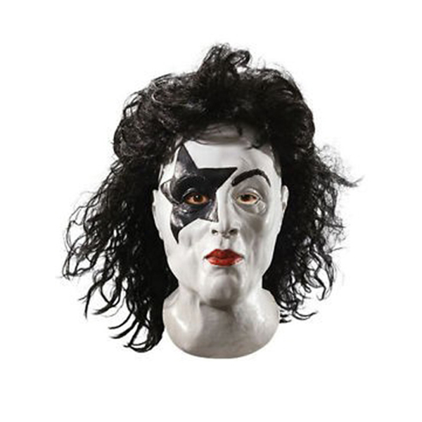 Funidelia FR  Masque Starchild Kiss en latex adulte