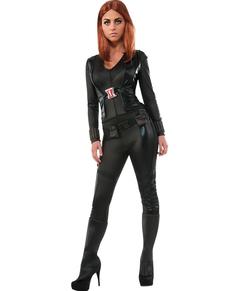 Costume de veuve noire Captain America : Le soldat de l'hiver