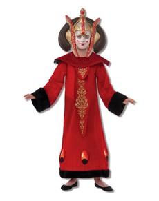 Costume de reine Padmé Amidala haut de gamme pour fille