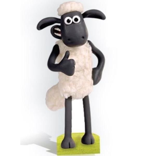 Funidelia FR  Silhouette Shaun le mouton grandeur nature