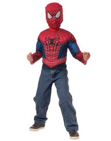 Kit costume The Amazing Spiderman 2 garçon
