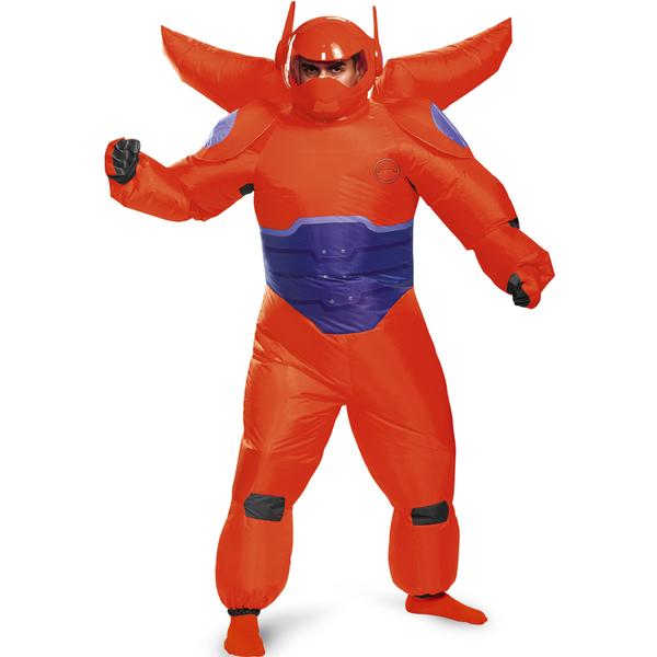 Funidelia FR  Costume Baymax Les Nouveaux Héros adulte