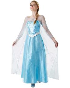 Costume Elsa La reine des Neiges femme