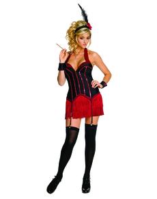 Costume charleston Playboy femme