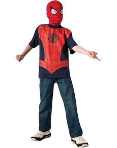 T-shirt Ultimate Spiderman enfant
