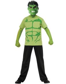 T-shirt Hulk Marvel enfant
