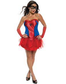 Costume Spidergirl Marvel classic femme
