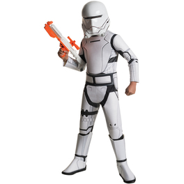 Costume Flametrooper Star Wars Épisode 7 deluxe enfant