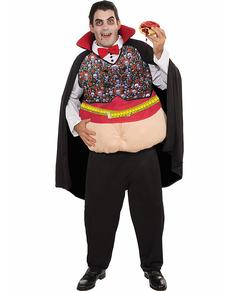 Déguisement vampire obèse homme