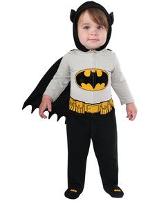 Costume Batman DC Comics bébé