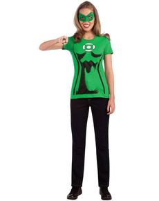 Kit costume Green lantern femme