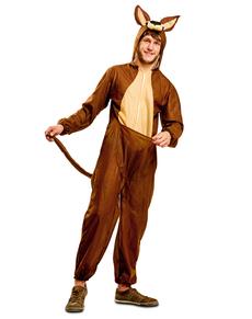 Déguisement kangourou Australie adulte