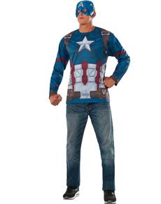 Kit Costume Captain America Civil War homme