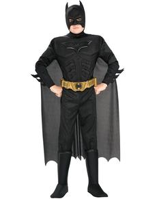 Costume de Batman The Dark Knight Rises haut de gamme pour enfant