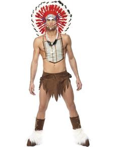 Costume de Village People: indien