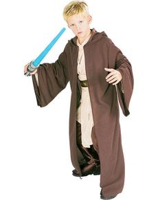 Tunique de Jedi haut de gamme pour garçon