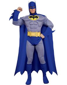 Costume de Batman Alliance des héros musclé