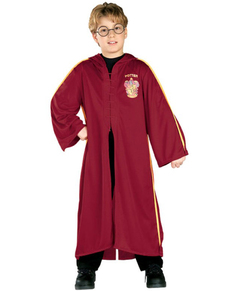 Costume de Harry Potter tunique Quidditch garçon