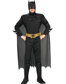 Costume Batman musclé The Dark Knight Rises