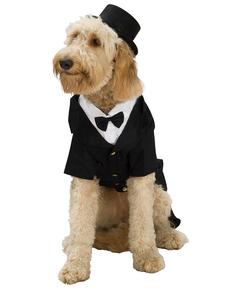 Costume de chien avec smoking