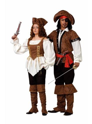 costume de pirate haut de gamme pour homme acheter en ligne sur funidelia. Black Bedroom Furniture Sets. Home Design Ideas